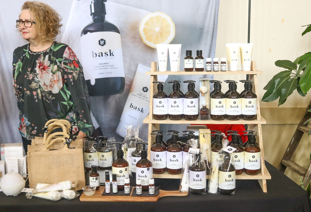 Authentic Australian Made Gifts Bask Aromatherapy