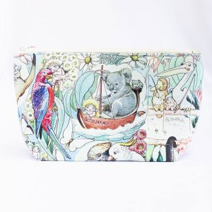 ustraliana-Snugglepot-Zip-Cosmetic-Bag