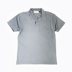 Grey Endangered Polo Shirt Australian Made