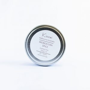 Kiozwi Morrocan Spice Travel Candle