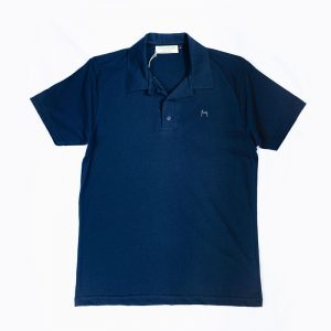 Navy Endangered Polo Shirt Australian Made