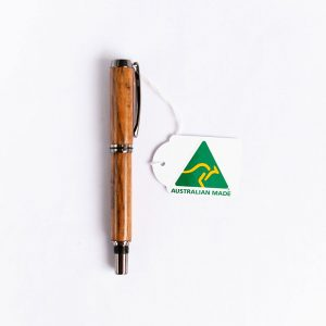 Timber-Fountain-Pen-Tiger-Myrtle-Australian-Made